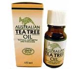 Australian Tea Tree Oil 100% pure oil cleanses 10ml skin