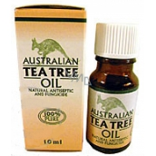 Australian Tea Tree Oil 100% pure oil cleanses 10ml skin