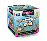Albi In a nutshell! Underwater World A 10-minute memory and knowledge practice game for children age: 4+
