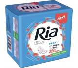 Ria Ultra Normal Plus Odor Neutraliser ultra thin sanitary pads with wings 10 pieces