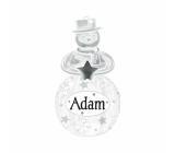 Albi Shining Christmas tree ornament Adam 8 cm
