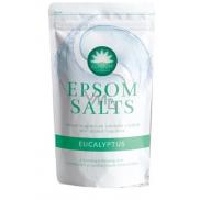 Elysium Spa Eucalyptus bath salt with natural magnesium 450 g