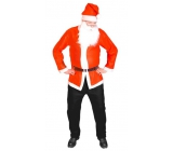 Santa Claus costume - jacket, hat, beard