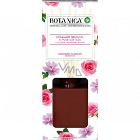Air Wick Botanica Exotic rose and African geranium incense sticks air freshener 80 ml