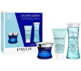 Payot Hydra 24+ & Blue Techni LissJour smoothing chronoactive cream 50 ml + Hydra 24+ Baume-en-masque moisturizing stimulating face mask 15 ml + Hydra 24+ Essence base shaping emulsion 125 ml, cosmetic set