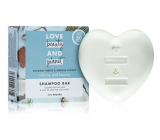 Love Beauty & Planet Coconut water and flowers Mimosa solid shampoo for hair volume 90 g