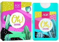 AQC Fragrances Oh! Savage eau de toilette for women 20 ml