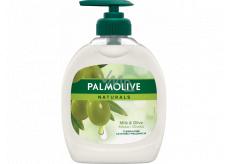 Palmolive Naturals Olive Milk liquid soap with 300 ml dispenser