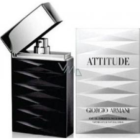 Giorgio Armani Attitude toaletní voda pro muže 30 ml