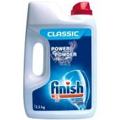 Calgonit Finish Power Powder Regular prášek do myček nádobí 2,5 kg