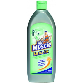 Mr. Muscle Metal Fix Stainless steel and chrome, cleans and protects surfaces 200 ml