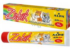 Alpa Zubík Toothpaste 60 g
