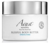 Aqua Mineral Blissful Body Butter Springtime tělové máslo 350 ml