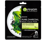 Garnier Skin Face Mask 32g Black Algae 7253