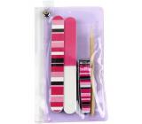 DNG Manicure set Etue pink. 4179