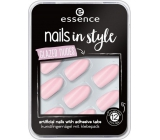 Essence Nails In Style Artificial Nails 08 Get Your Nudes On 12 Pieces