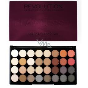 Makeup Revolution Ultra Eyeshadows Palette 32 Eyeshadow Flawless 2 20 g