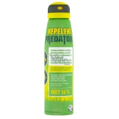 Predator Repelent Deet 16% repellent spray repels mosquitoes and ticks 150 ml