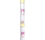 Nekupto Gift wrapping paper 70 x 150 cm perfume 004