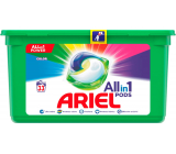 Ariel All-in-1 Pods Color gel capsules for colored laundry 33 pieces 785.4 g