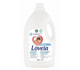 Lovela Baby White laundry Hypoallergenic, gentle liquid detergent 50 washing doses 4.5 l