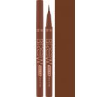 Brow Definer Brush Pen Longlasting 020 Medium Brown 1.1 ml