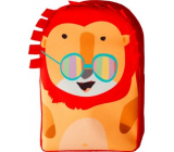 Fa Kids Pirate Shower Gel 250 ml + Schauma Kids Boy Hair Shampoo 250 ml + Vademecum Junior Apple Toothpaste 50 ml + Lion Backpack, cosmetic set for boys