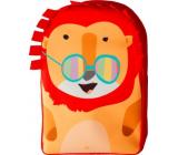 Fa Kids Pirate Shower Gel 250 ml + Schauma Kids Boy Hair Shampoo 250 ml + Vademecum Junior Apple Toothpaste 50 ml + Lion Backpack, cosmetic set for boys