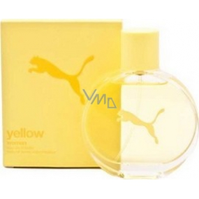 Puma Yellow Woman eau de toilette 20 ml