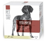Pet Health Care Fytopipeta Repelentní pipeta pes od 20 kg 6 x 10 ml