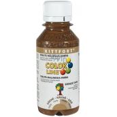 Kittfort Color Line liquid paint color Coffee 100 g
