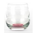 Masaru Emoto Chakra glass with affirmation Wisdom 0,25 l
