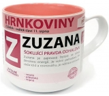 Nekupto Hrnkoviny Mug with the name Zuzana
