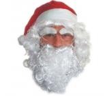 Wig Santa Adult 4089