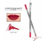 Revers Contour & Matt Lip Pencil Lip Liner 07 Red 2 g
