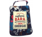 Albi Foldable bag with zipper called Bára 42 x 41 x 11 cm