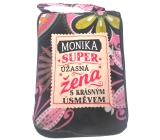 Albi Folding zippered bag for a handbag named Monika 42 x 41 x 11 cm