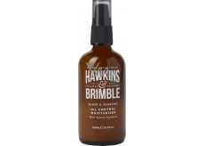 Hawkins & Brimble Men moisturizing face cream for oily skin with a delicate fragrance of elemi and ginseng 100 ml
