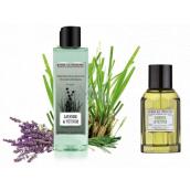 Jeanne en Provence Men Lavande & Vétiver - Lavande & Lemon Grass 2in1 shower gel 250 ml + 100 ml men's eau de toilette