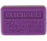 NeoCos Patchouli natural, organic, from Provence, Marseille soap with shea butter 125 g