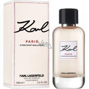 Karl Lagerfeld Karl Paris 21 Rue Saint-Guillaume perfumed water for women 100 ml