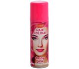 Goodmark Hair Color Flashy Pink color hairspray Pink spray 125 ml