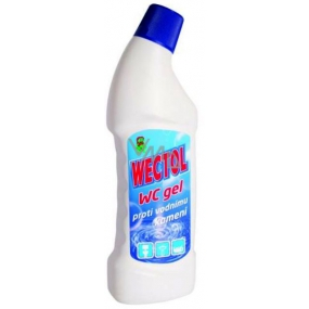 Wectol Wc gel liquid preparation for washing and cleaning hygienic equipment, absorbs odors 750 ml