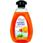 Alpifresh Meduňka + Pomeranč léčivá koupel 500 ml