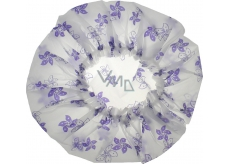 Duko Shower cap with a print thicker on the hair 9839