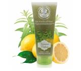 Jeanne en Provence Verveine Cédrat Verbena a Citrusové plody sprchový peelingový gel 200 ml