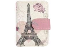 Albi Designová manikúra Eiffelova věž 6 dílná