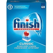 Finish Classic dishwasher tablets 68 pieces