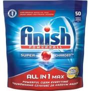 Finish All in 1 Max Lemon tablety do myčky 50 kusů