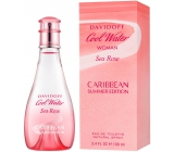 Davidoff Cool Water Sea Rose Caribbean Summer Edition EdT 100 ml eau de toilette Ladies